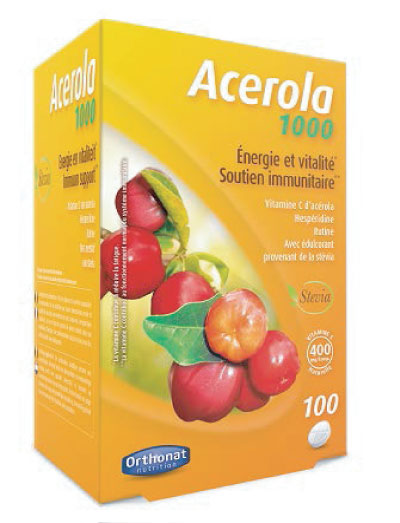 Acerola 1000 ORTHONAT