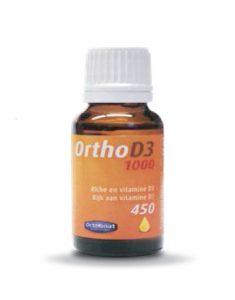 Vitamina ORTHO D3 - 1.000 U.I.