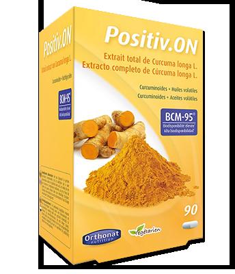 Complemento alimenticio Positiv.ON Orthonat