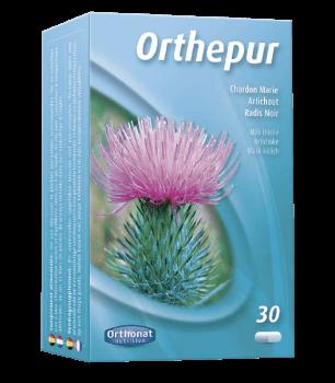 Detoxificador hepático Orthepur Orthonat